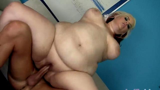 Bbw Woman Fucked So Hard