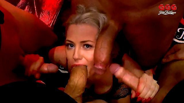 Eva Angelina loving oral