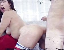 hot woman sucked and fucked