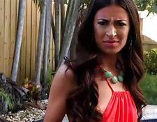 Latina Sexy Babe Gets Hard Fucked