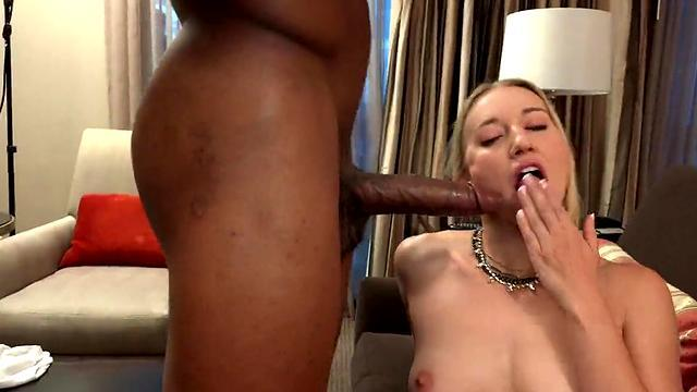 sexy black girl fuck punishing jack