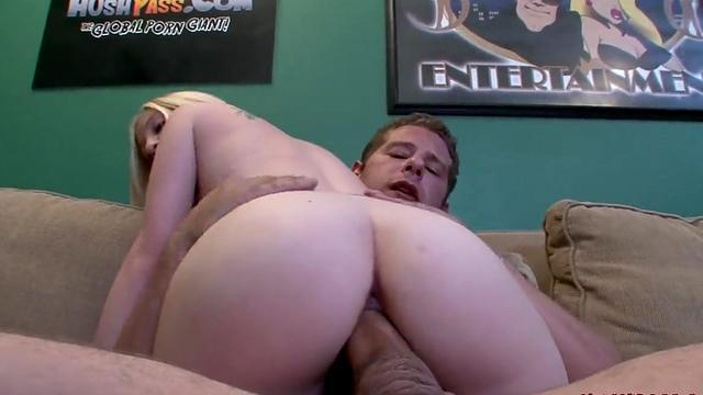 Teen girl first anal sex trying