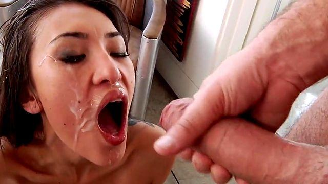 Anal Video Asian Girls Ended With Cusotom On The Girls Face