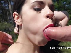 Gesichtsbehandlung für Lateinische Schönheit